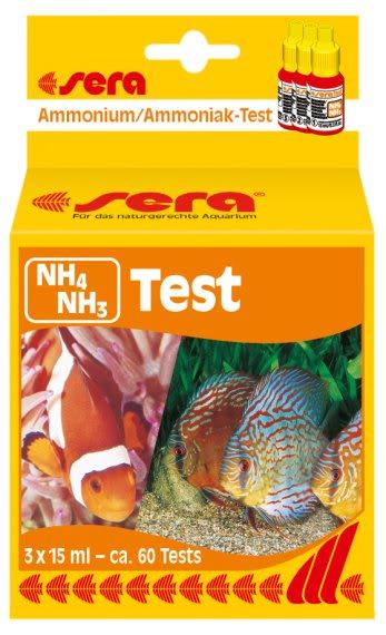 NH4-NH3 Test