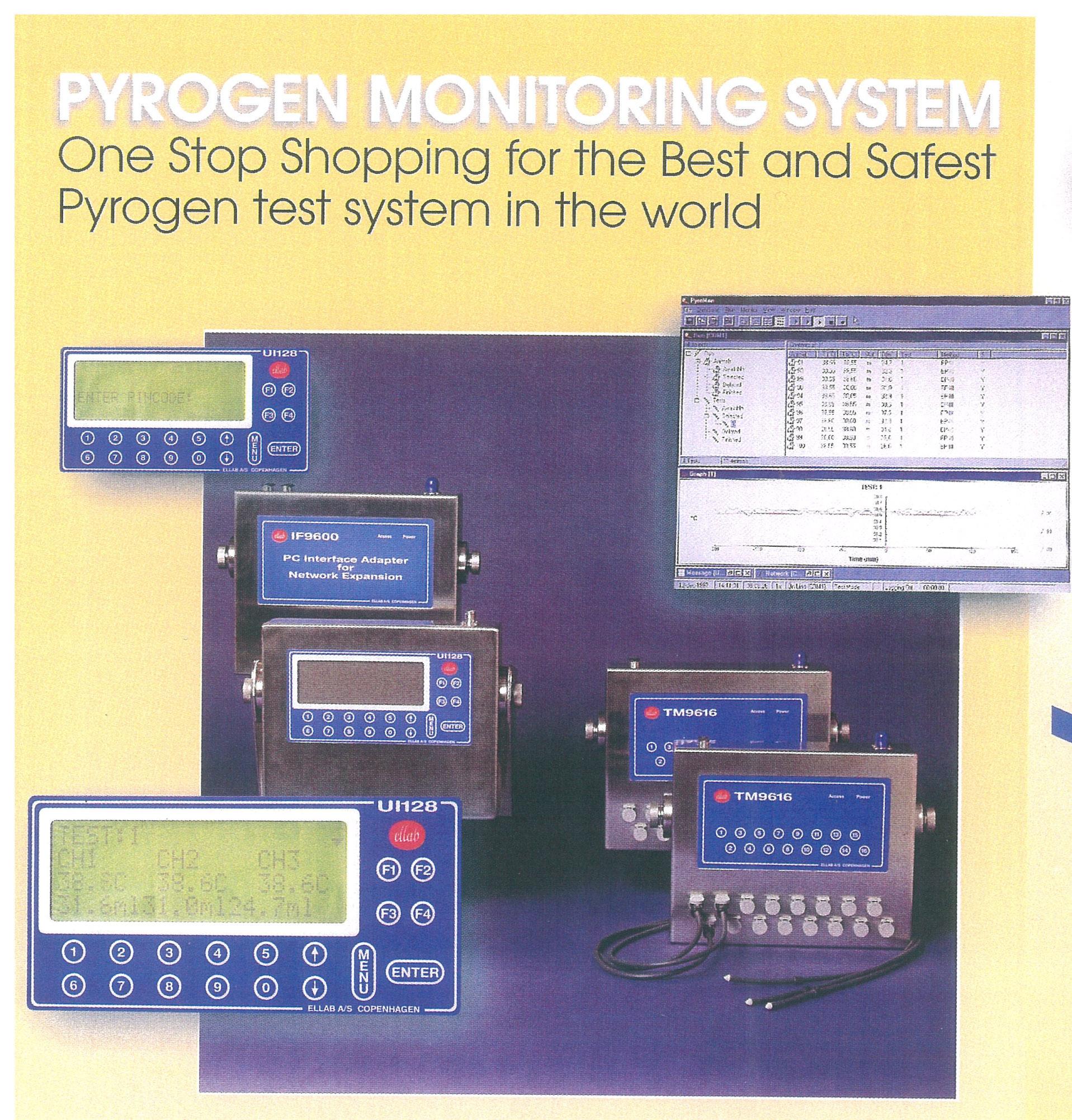 PyroMonsystem